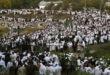 Преко 30.000 ходочасника Јевреја-хасида стигло у градић Умањ у Украјини 21
