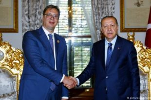 НЕВЕРОВАТНО! За 17км аутопута Србија Ердогану плаћа чак 225 милиона евра!