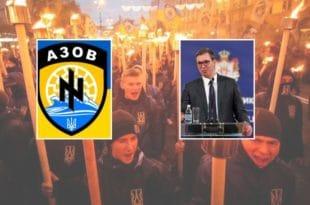 Како Вучићев режим наоружава терористе, неонацисте и екстремисте од Блиског истока до Украјине