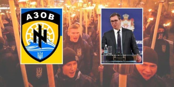 Вучић и режимски медији користе украјинску црну пропаганду за обрачун са српском опозицијом 1