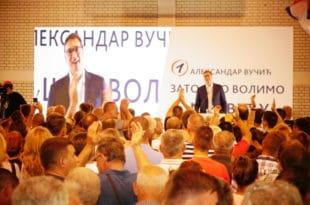 Обрадовић: Болесник јуче у малу општину Медвеђа довео 82 аутобуса да би имао ко да му аплаудира… 3