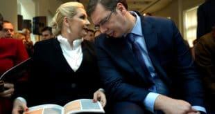 ИЗЛАЈАЛА СЕ! Зорана признала да Вучић припрема издају Србије и предају Косова и Метохије шиптарима! 10