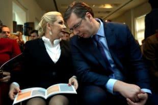 ИЗЛАЈАЛА СЕ! Зорана признала да Вучић припрема издају Србије и предају Косова и Метохије шиптарима!