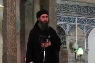Ликвидиран поглавар Исламске државе Абу Бакр ал Багдади