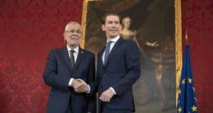 Ван дер Белен мандат за формирање владе дао Курцу 8