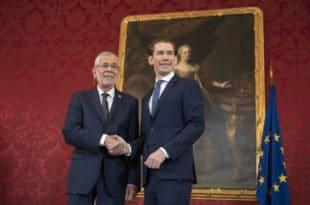 Ван дер Белен мандат за формирање владе дао Курцу