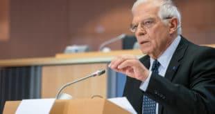 Решите сењор Борел прво проблем који имате са Каталонијом па онда нама решавајте Косово и Метохију