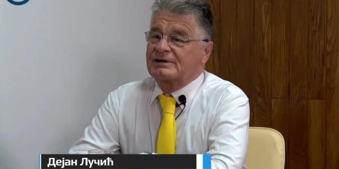 Дејан Лучић: Путин је Вучићу у колима рекао – Сине, нема седења на две столице (видео)