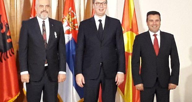 """Зоран Чворовић: Мали Шенген за """"Велику Албанију"""""""
