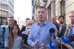Обрадовић: Пљачкање новца са рачуна Двери спроводе БИА и суд 1