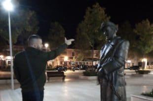 СЛУЧАЈ МИЛАЧИЋ: Ухапшен, за ширење расне мржње против статуе комунисте, који је исте расе као он…