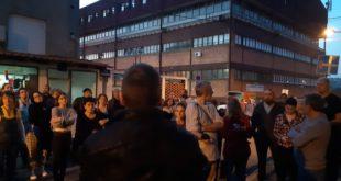 Протест испред Централног затвора: Ослободити узбуњивача, ухапсити одговорне (видео) 5