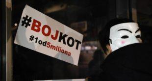 Савез за Србију започео кампању за бојкот предстојећих избора 10
