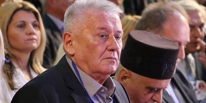 Веља Илић излази на изборе да легитимише Вучићеву издају Косова и Метохије
