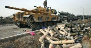 ЕУ за забрану извоза оружја Турској