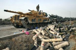 ЕУ за забрану извоза оружја Турској 4