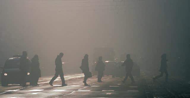 Смртност од аерозагађења у Србији највећа у Европи