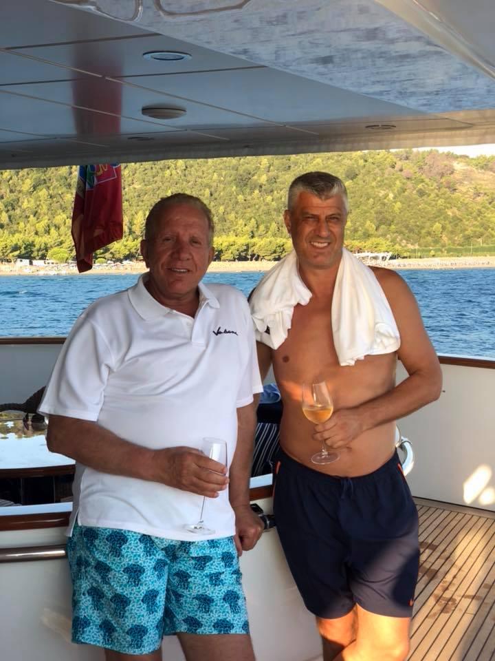 Друштво са јахте: Kако се кује косовска политика (фото) 3