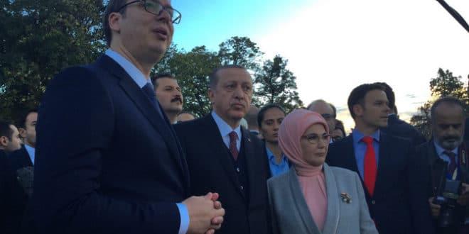 Београд: Ердоганово обезбеђење са оружјем у рукама малтертирало госте кафића, наша полиција ухапсила конобара и госте?! 1