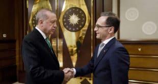 Почело је: Ердоган јавно `ишамарао` шефа дипломатије Ангеле Меркел