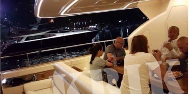 Друштво са јахте: Kако се кује косовска политика (фото) 1