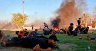 Побуна Ирачана против корупције и сиромаштва – преко 100 мртвих (видео) 6