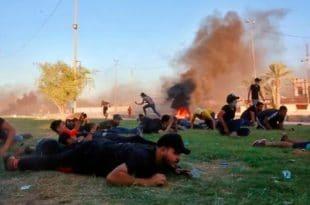Побуна Ирачана против корупције и сиромаштва – преко 100 мртвих (видео) 1