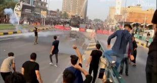 Социјални немири у Ираку – девет погинулих и десетине повређених 13