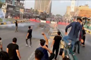 Социјални немири у Ираку – девет погинулих и десетине повређених 2