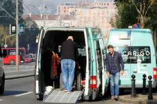 CarGo: Зорана Михајловић даје паушалне оцене, на удару возила за превоз особа са инвалидитетом 1