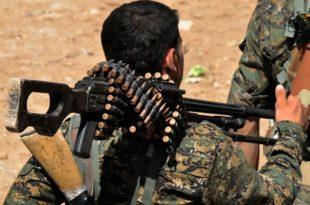 Курди покренули контраофанзиву 3
