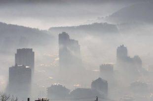 Србија прва у Европи по штетности последица загађеног ваздуха