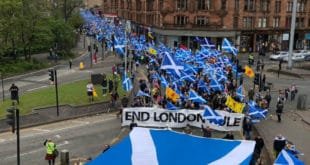 Никола Старџеон: Шкотска мора да одржи референдум о независности 2020. године