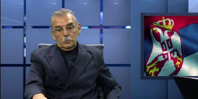 Светозар Радишић: Србија је жртва завере, зато је окупирана земља (видео)