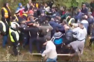 Овако је данас било у селу Топли до на Старој планини где народ брани своју имовину од лопова (видео) 2