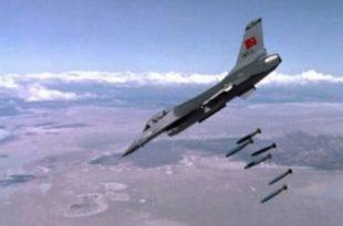 Почео нови рат у Сирији: Турска авијација бомбардовала штаб америчких савезника Курда (видео) 9