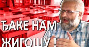 Владимир Димитријевић: Планирају да нам децу обележе као логораше (видео) 14
