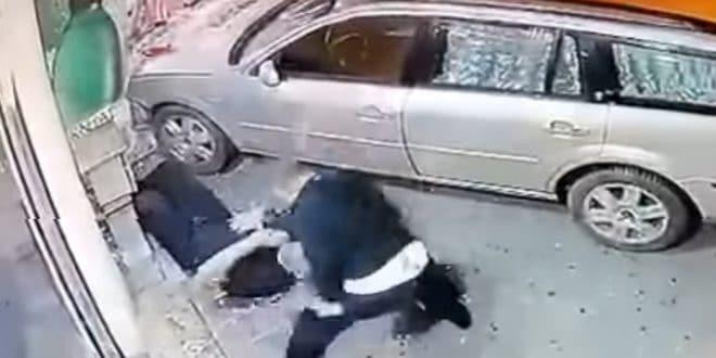 Врање: Сцене покушаја убиства и туче као да су из Тарантиновог филма (видео)