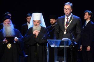 Зоран Чворовић: Синод СПЦ брутално фалсификовао чињенице код доделе ордена Вучићу 16