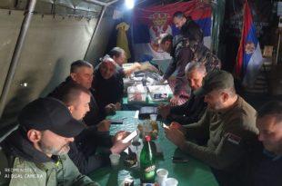 Београд: 55 дана протеста ратних војних ветерана у Пионирском парку, нико их још није примио да их саслуша