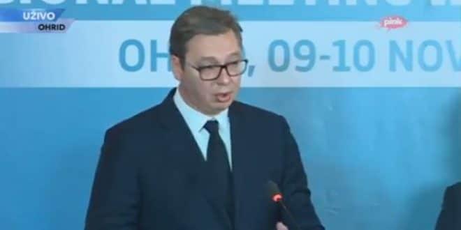 Овај ЛУДАК се понаша и ради као да је председник Албаније а не Србије! (видео)