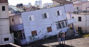 Земљотреси настављају да тероришу Албанију која је разваљена и разрушена (видео)