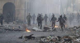 Протести у Ираку: Најгори дан сукоба, 13 мртвих (видео, фото)