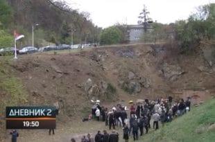 Београд: Помен жртвама комунистичког терора у Лисичијем потоку (видео)