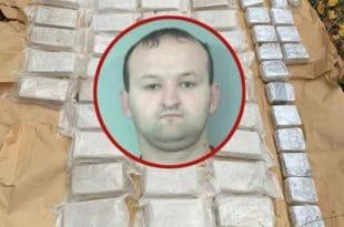 Нарко дилер Тоцило који је ухваћен са 77 кг хероина био под заштитом високог функционера МУП-а