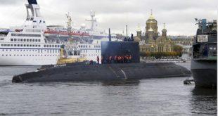"""Руска Тихоокеанска флота добила """"црну рупу"""" (видео)"""