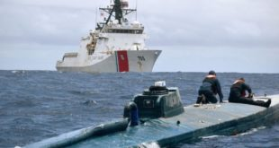 Шпанија запленила подморницу са 3.000 килограма кокаина – кажу извори у полицији