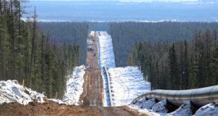 """""""Снага Сибира"""": Руски гас од децембра путује у Кину"""