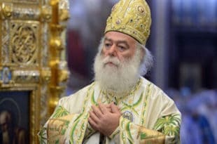 И Александријски патријарх Теодор Други признао украјинске расколнике