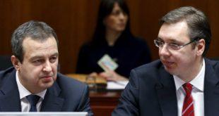 ДЈБ: Изменом закона о референдуму Вучић и Дачић припремају терен за предају Kосова окупатору